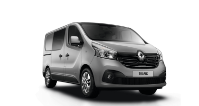 Renault Trafic leasen