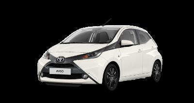 Tweedehands Toyota Aygo leasen