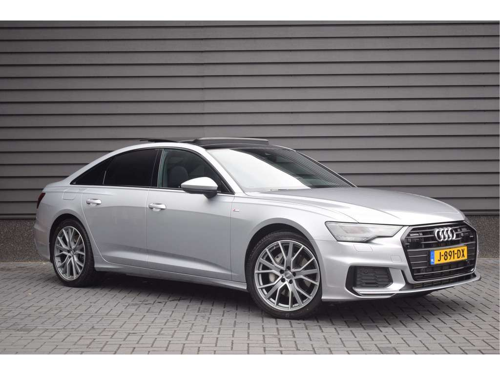 Audi A6 leasen maatschap