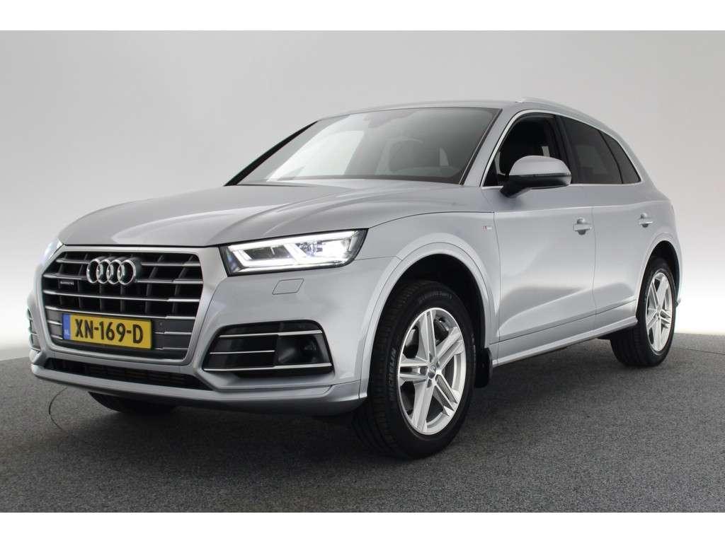 Audi Q5 financial lease mkb zzp