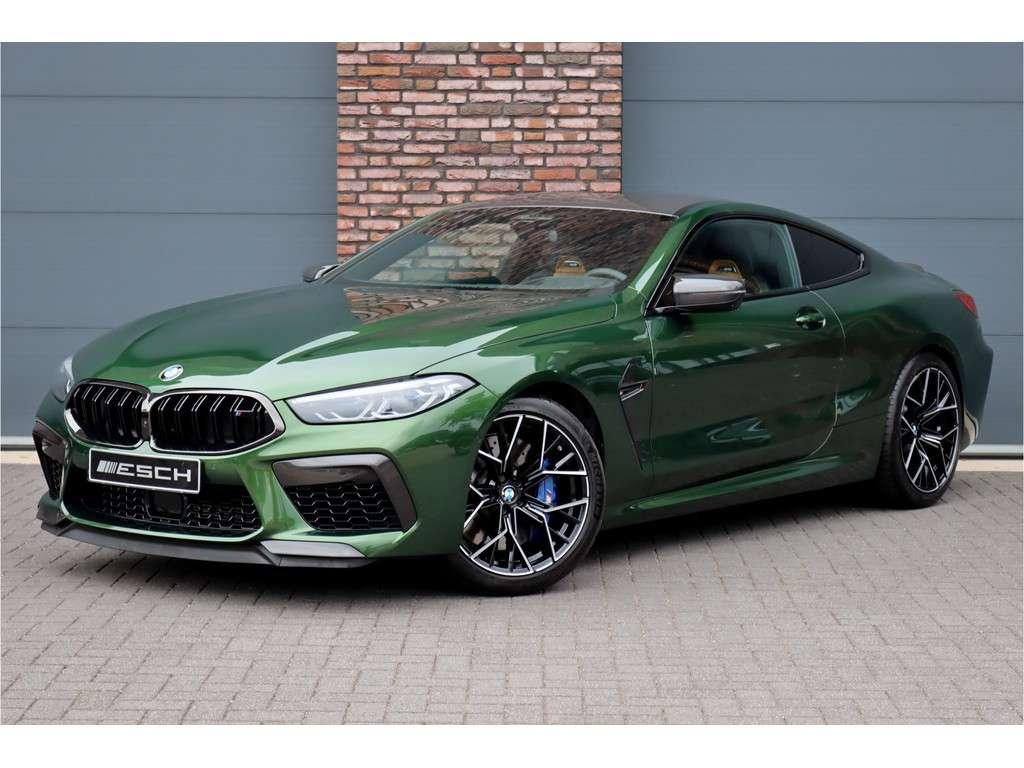 BMW 8-serie tweedehands financial lease