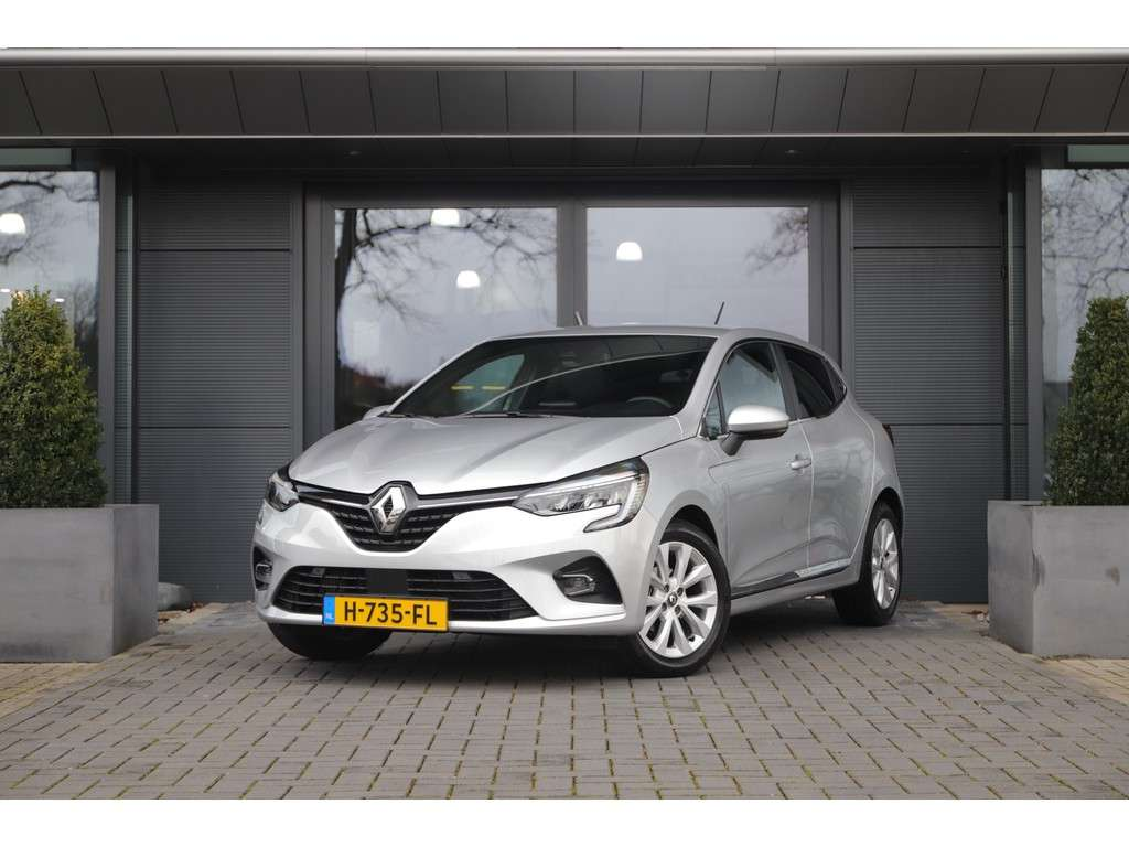 Renault Clio Financial Lease MKB ZZP