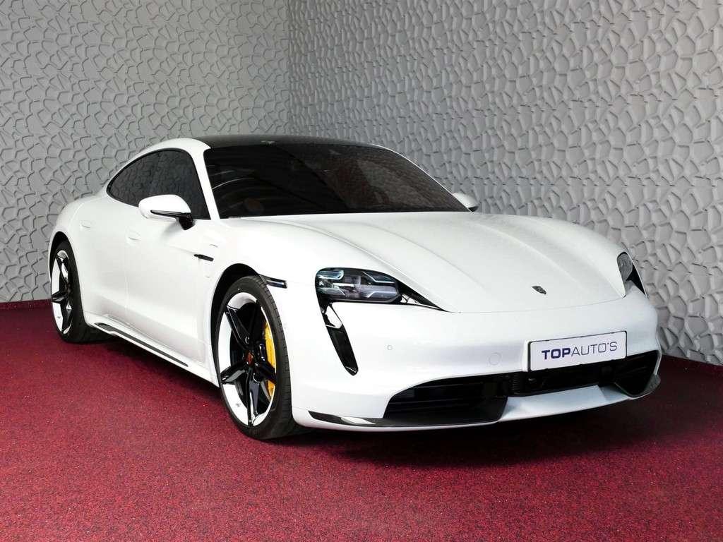 Porsche Taycan Elektrisch leasen