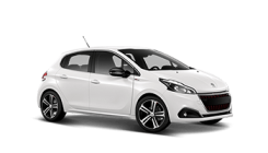 peugeot 208 financial lease
